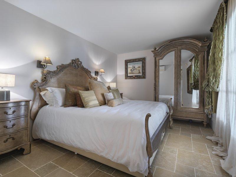 Villa Sans Souci Bedroom