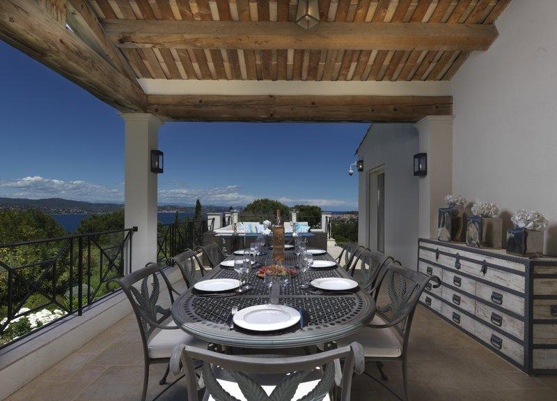 Villa Sans Souci Terrace