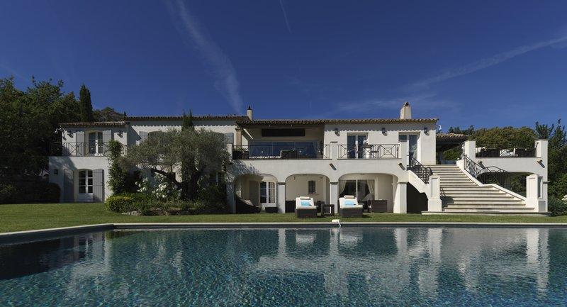 Villa Sans Souci Exterior View