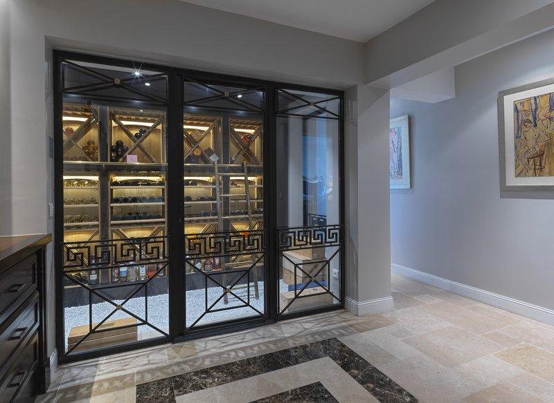 Villa Sans Souci Wine Cellar