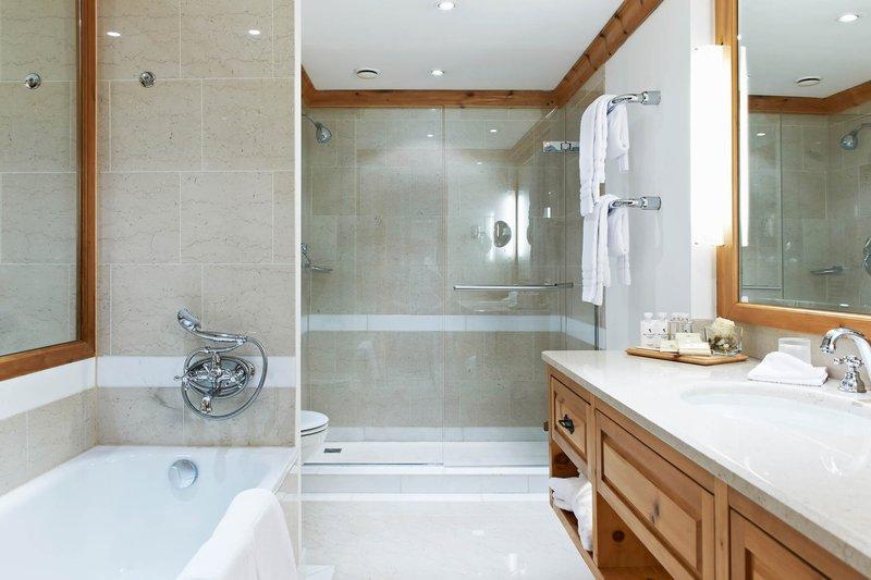 Superior Twin Bathroom