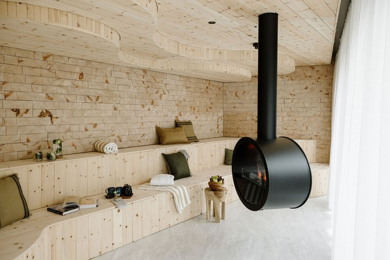 Fire Ice SPA Cocooning Room