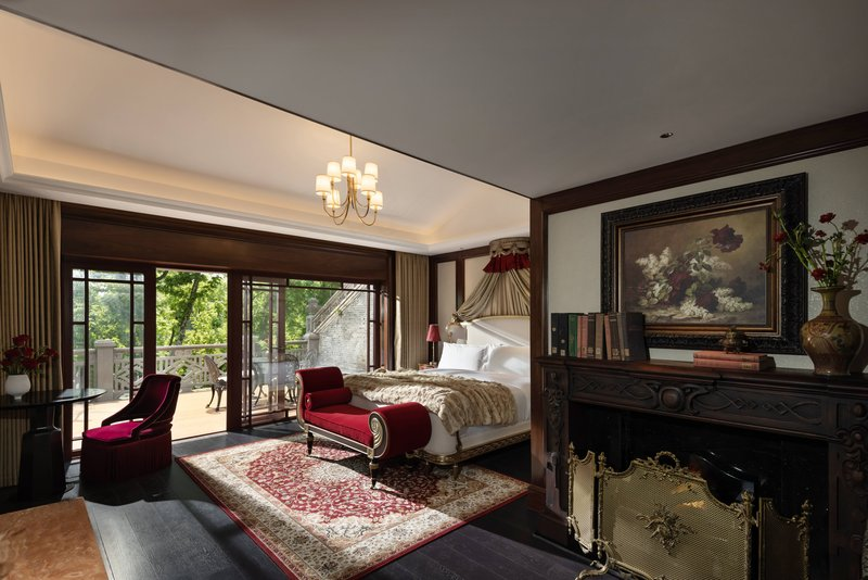 MEIGUIQING Bedroom