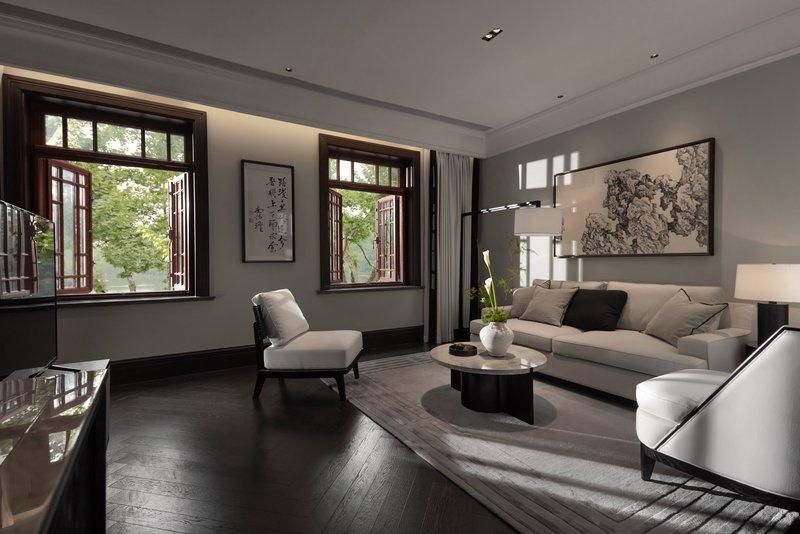 CHANFOYUAN Living Room