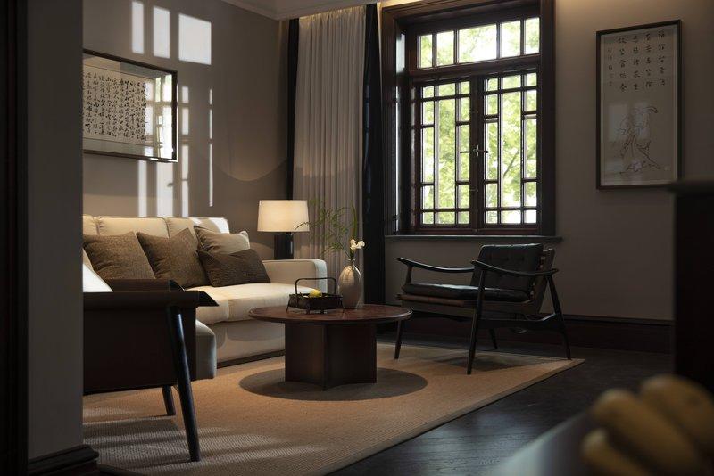 WANQINGSHI Living Room
