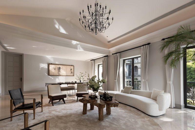 YIYANXIA Living Room