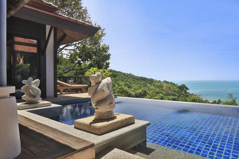 Hillside Ocean View Private Pool Villa Two
