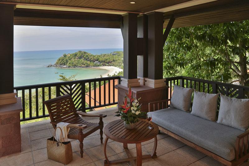 Hillside Ocean View Private Pool Villa Three Bedroom