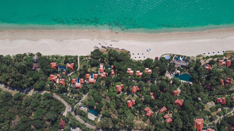 Beachside Villa One Bedroom