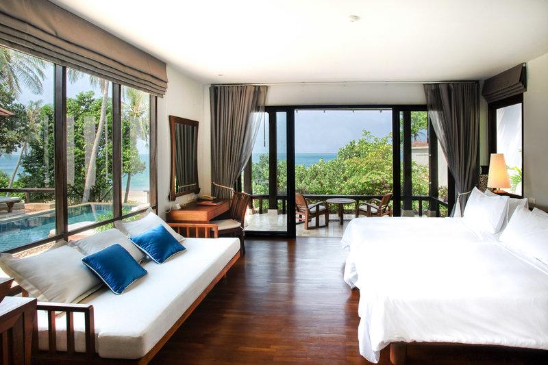 Beachside Villa Two Bedroom