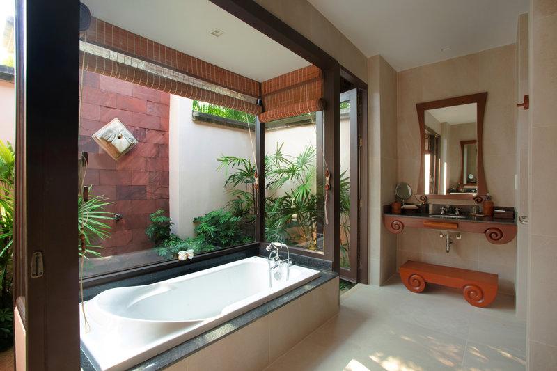 Pavilion Suite One Bedroom Garden View