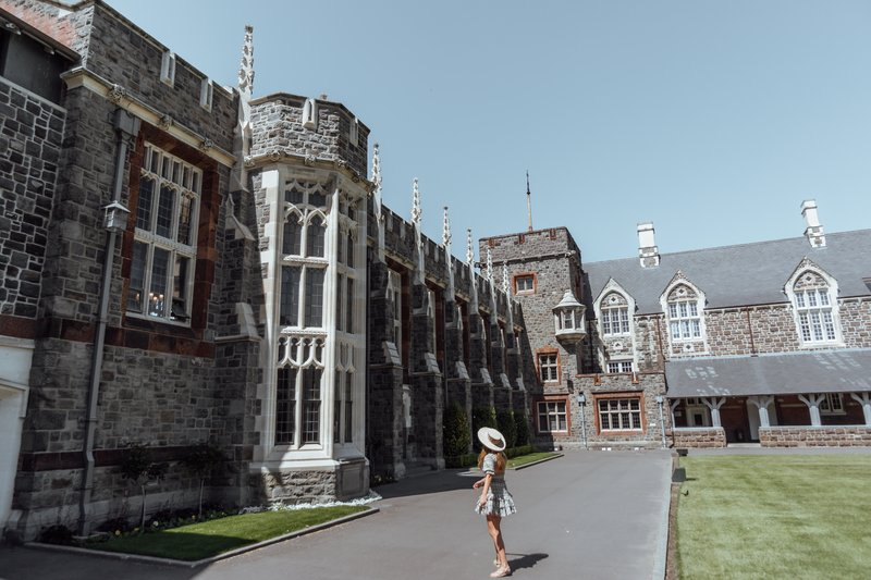 Historic Christ's College Grounds