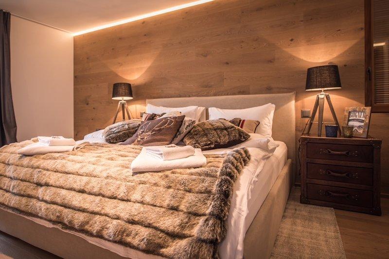Bergwelt Residence Bedroom