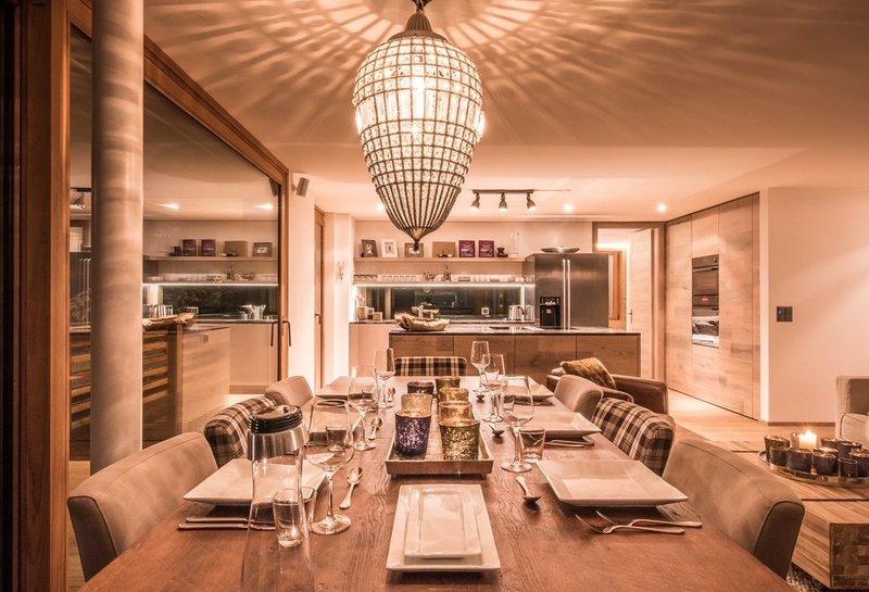 Bergwelt Residence Living Room