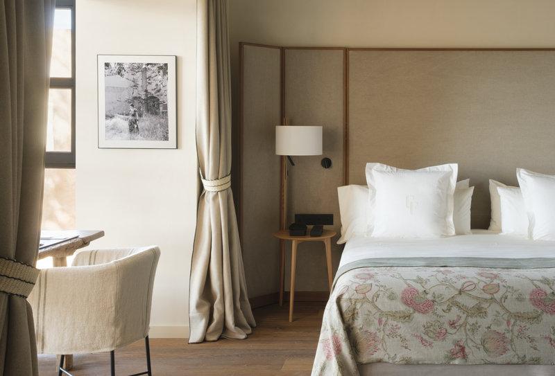 Can Ferrereta Suite Bedroom