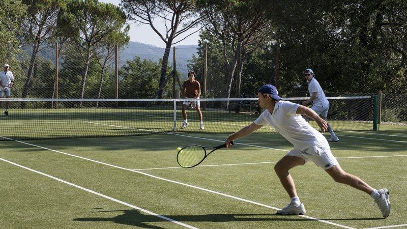 Tennis - Things to Do at Reschio Estate