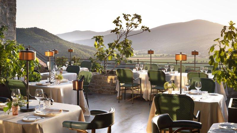 Ristorante Al Castello - Hotel Castello di Reschio
