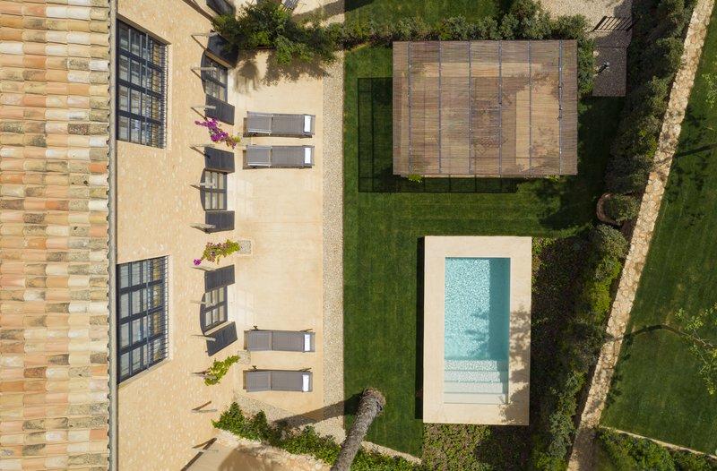 Pool Suite Garden Terrace