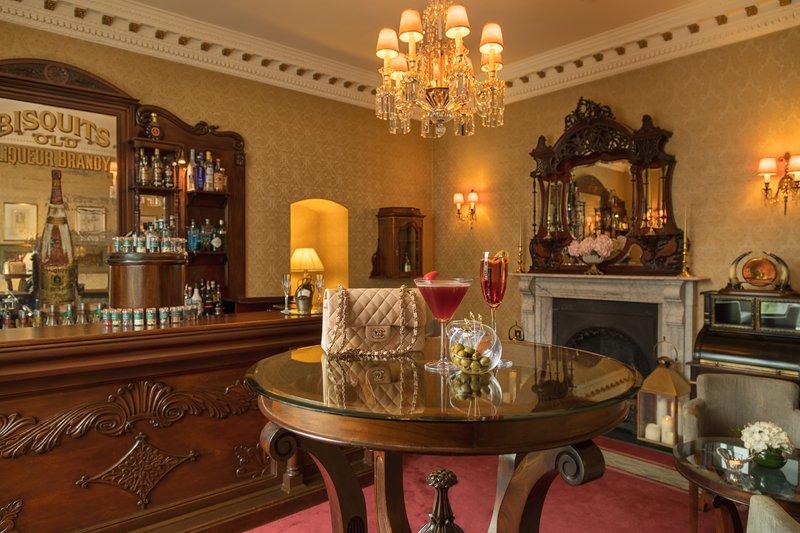 Palmer Bar Cocktail Reception