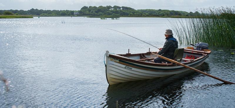 Fishing At Glenlo Abbey