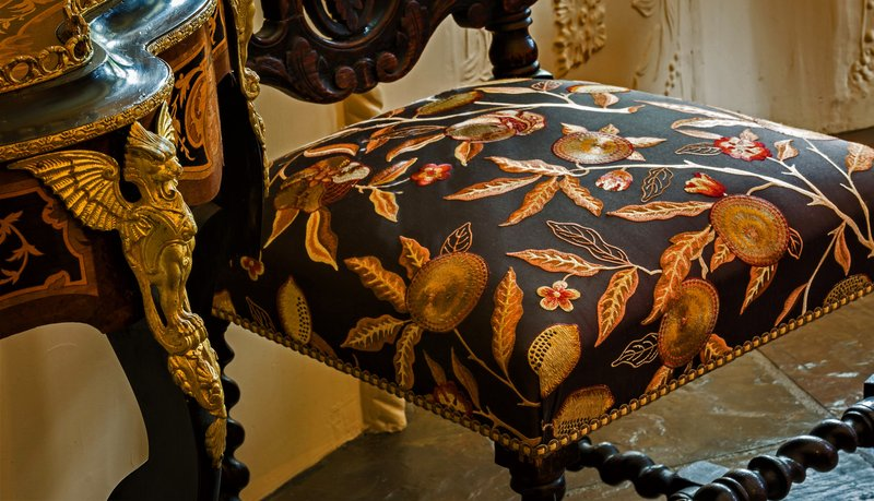 Exquisite Antique Design and Detail