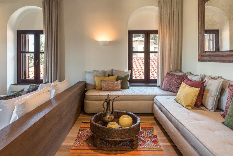 Executive Junior Suite Leoncini Mansion Living Area