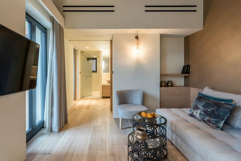 Mystras Suite Living Room
