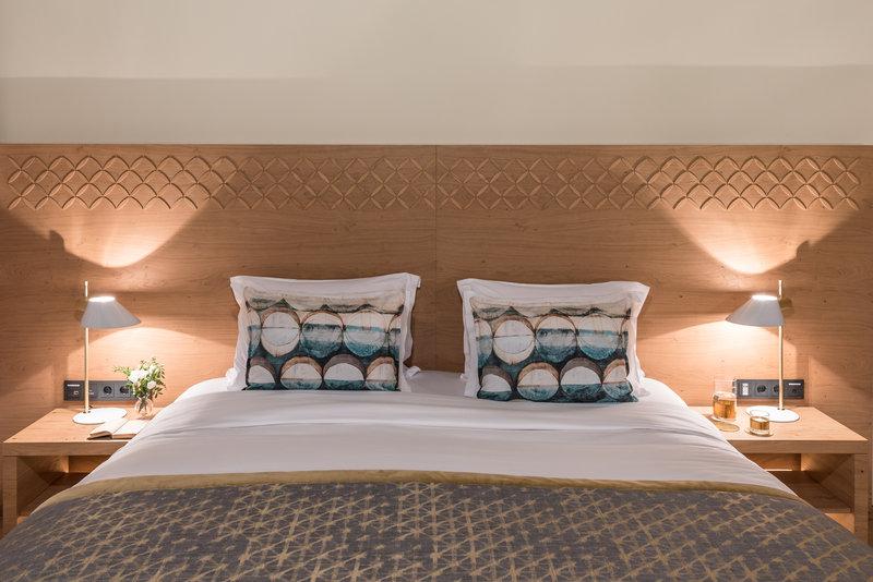 Byzantium Suite Master Bedroom