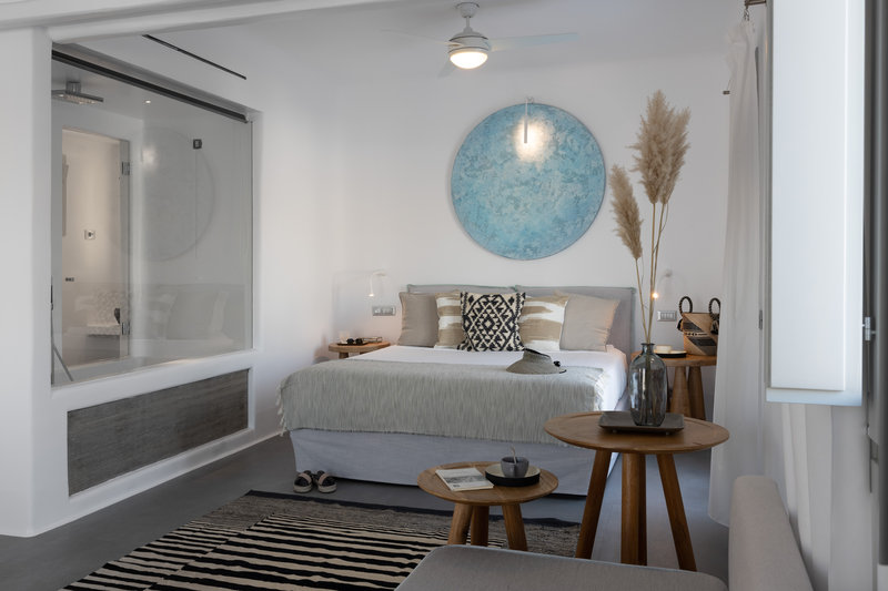Ammos Signature Suite with stunning seaview