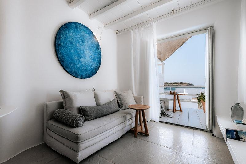 Superior Seaview Suite