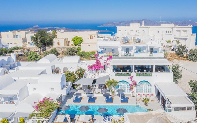 Aressana Hotel - Exterior - Aerial View