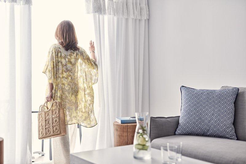 Suites Lounge Area Detail