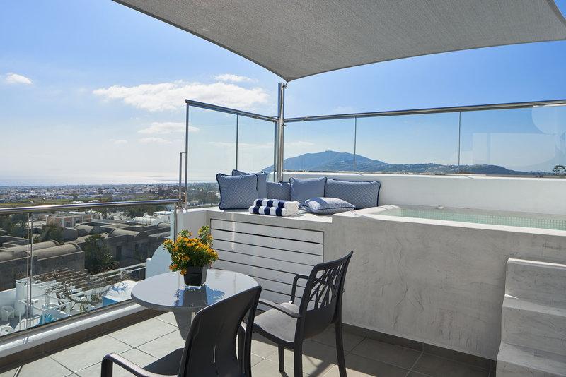 Sea View Hot Tub Suite Balcony