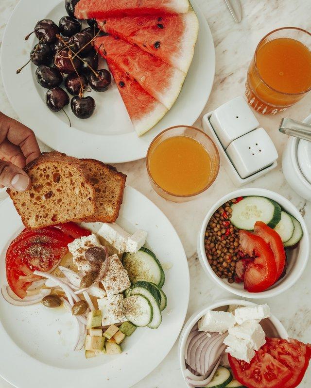 Aressana Greek Breakfast