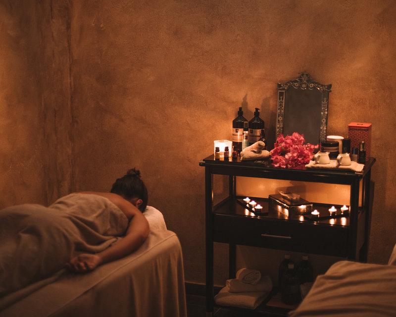 Tefsion Kallos Spa Treatments