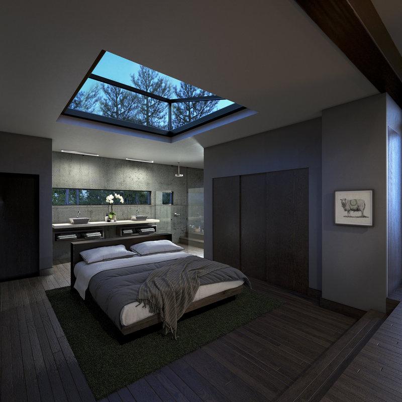 Green Haus Interior