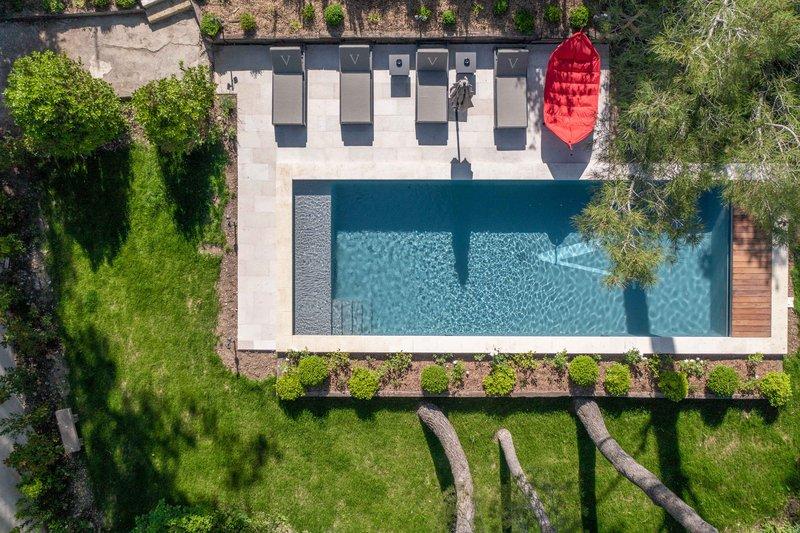 Villa Valrugues Private Pool
