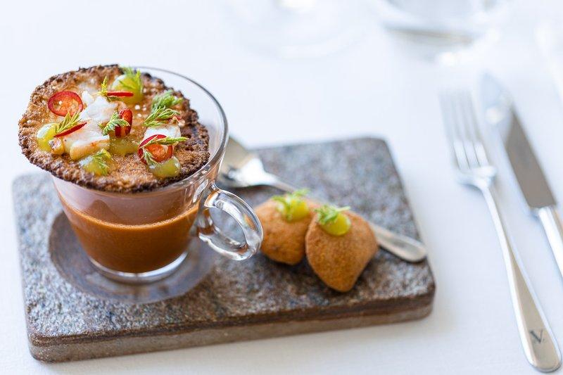 SUBA Restaurant Dishes