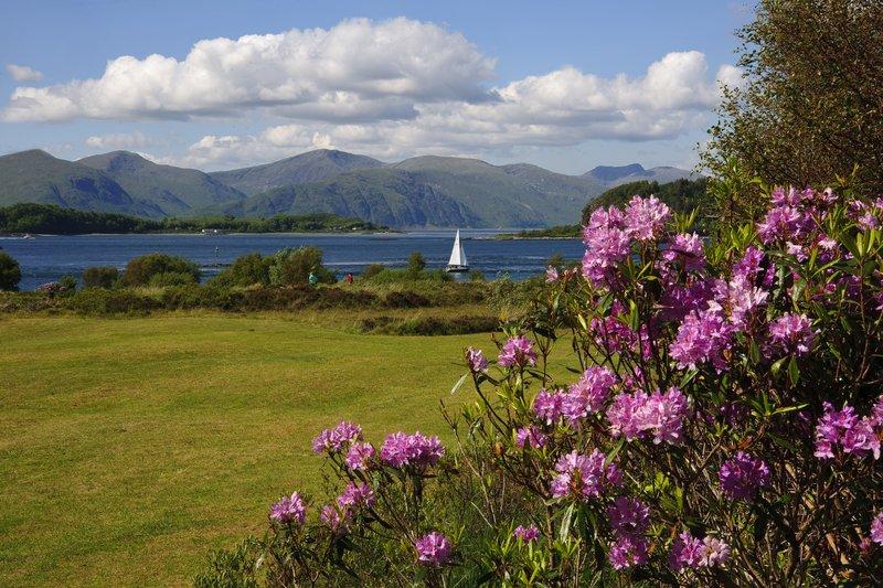 Isle of Eriska