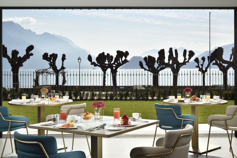 Breakfast - Lago Restaurant
