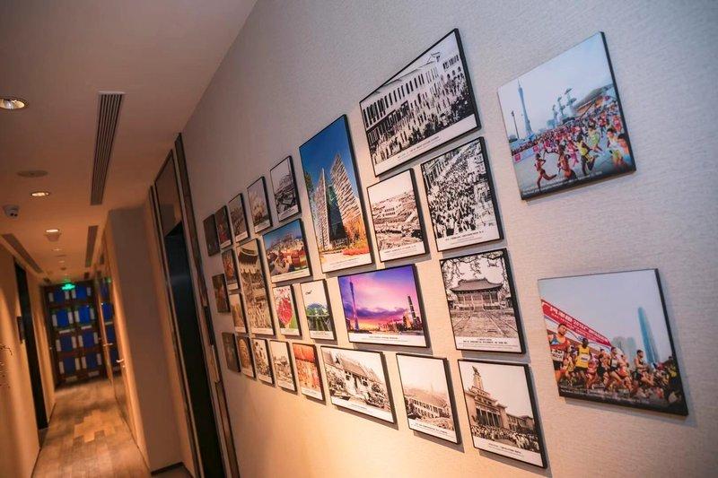 Lobby Photo Wall