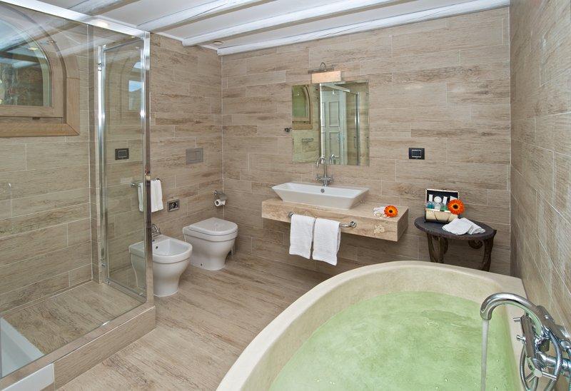 Bathroom Junior Suite Sea View