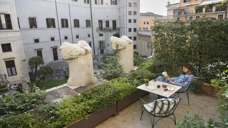 Vilòn Charming Terrace -  View