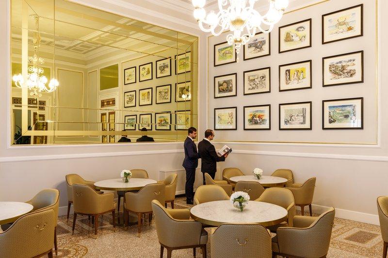 Renato Guttuso Art Collection Lounge