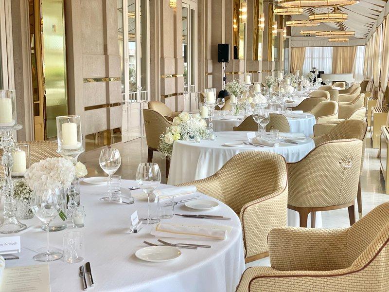 Michelin Star Wedding