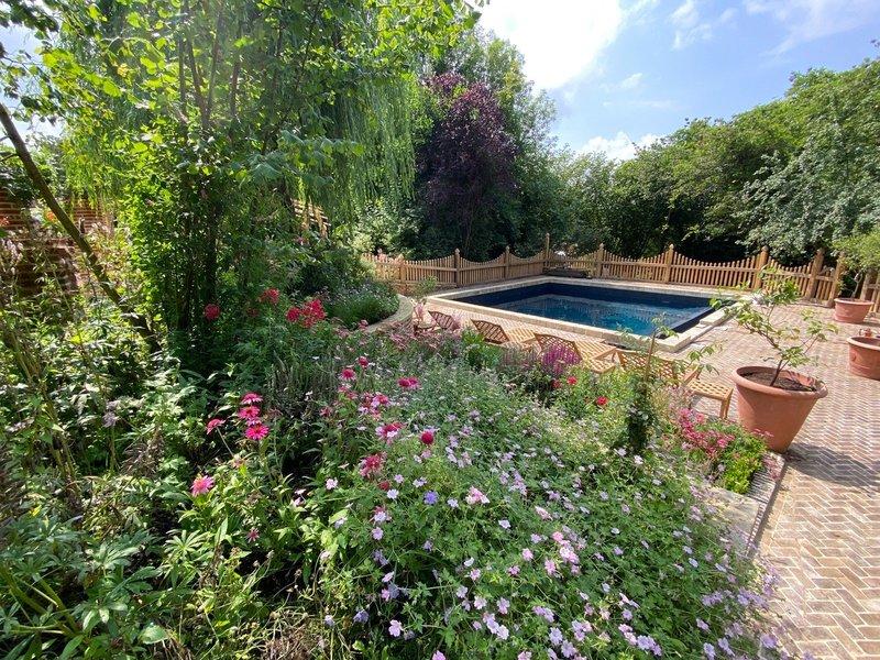 The Little Manoir - Oudoor Heating Pool
