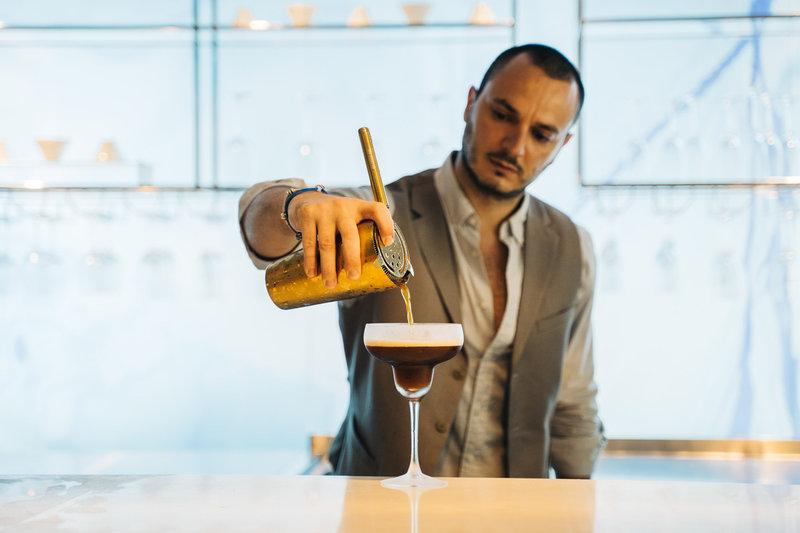 Florian Restaurant Espresso Martini