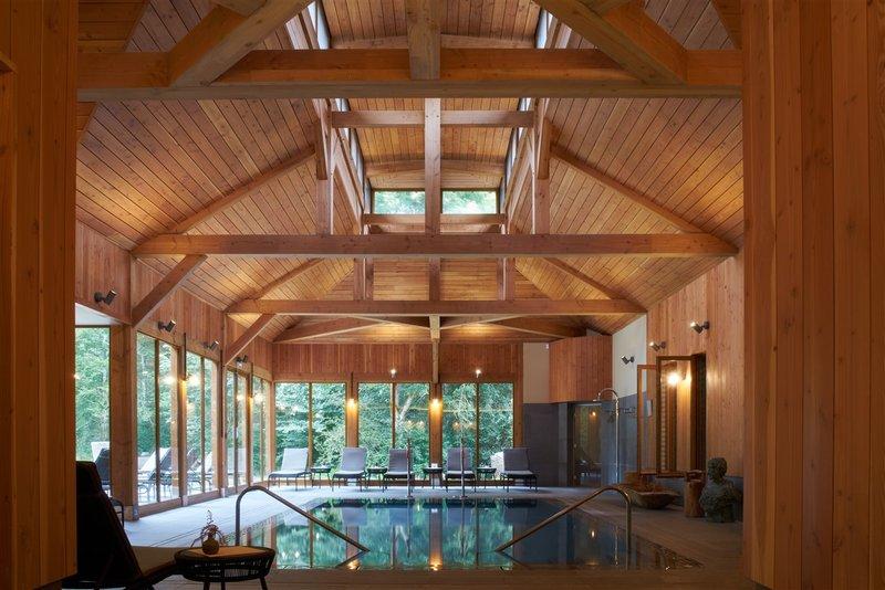Indoor Heating Pool