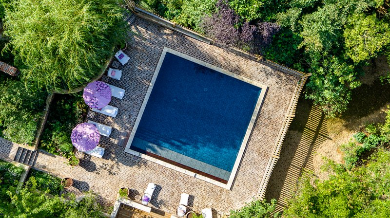 Little Manor Swimingpool