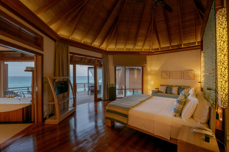 Water Villa Room